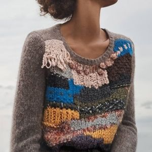 NWT Anthropologie Sweater XS